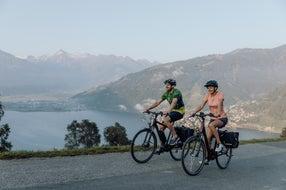 Radfahren-E-biken-in-der-Region-Zell-am-See-Kaprun © Oesterreich-Werbung Fotograf thecreatingclick.com