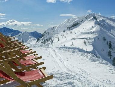 Winterlandschaftsbild © Kärnten Werbung, Foto Steinthaler
