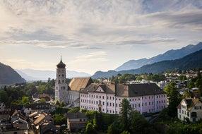 Bludenz-Schloss-Gayenhofen © Oesterreich-Werbung Foto Dietmar Denger