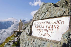 Grossglockner-Hochalpenstrasse-Kaiserbesuch © Grossglockner-Hochalpenstrassen-AG Foto Andreas Kolarik