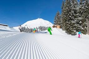 SkiWelt-Wilder-Kaiser-Brixental © Bildarchiv Skiwelt