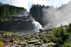 Nationalpark-Hohe-Tauern-Krimmler-Wasserfaelle © Oesterreich-Werbung Foto Reinhold Leitner