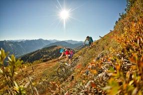 Mountainbiken-Flachau© SalzburgerLand-Tourismus Fotograf Wolfgang Watzke