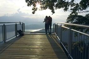 Aussicht-auf-den-Millstaetter-See-vom-Sternenbalkon © Millstaetter-See-Tourismus-GmbH