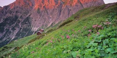 Brandnertal-in-Vorarlberg © Oesterreich-Werbung Fotograf Popp Hackner