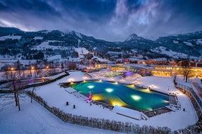 Alpentherme Bad Hofgastein im Winter © Alpentherme Gastein, Fotoatelier Wolkersdorfer