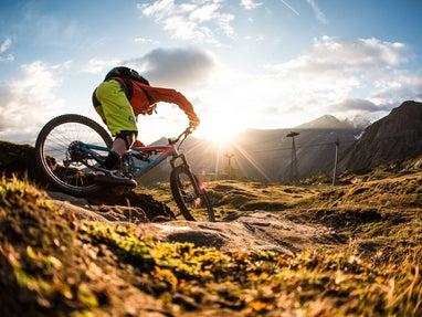Biking-in-Zell-am-See-Kaprun © SalzburgerLand-Tourismus Fotograf David Schultheiss