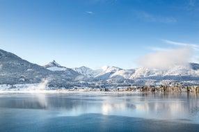 Winterstimmung-am-Wolfgangsee © Oesterreich-Werbung Foto Lisa Eiersebner