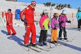 Skischule_Neuhuber_am_Feuerkogel © Feuerkogel / Hoermandinger