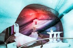 Eispalast © Schladming-Dachstein Foto Christoph Buchegger