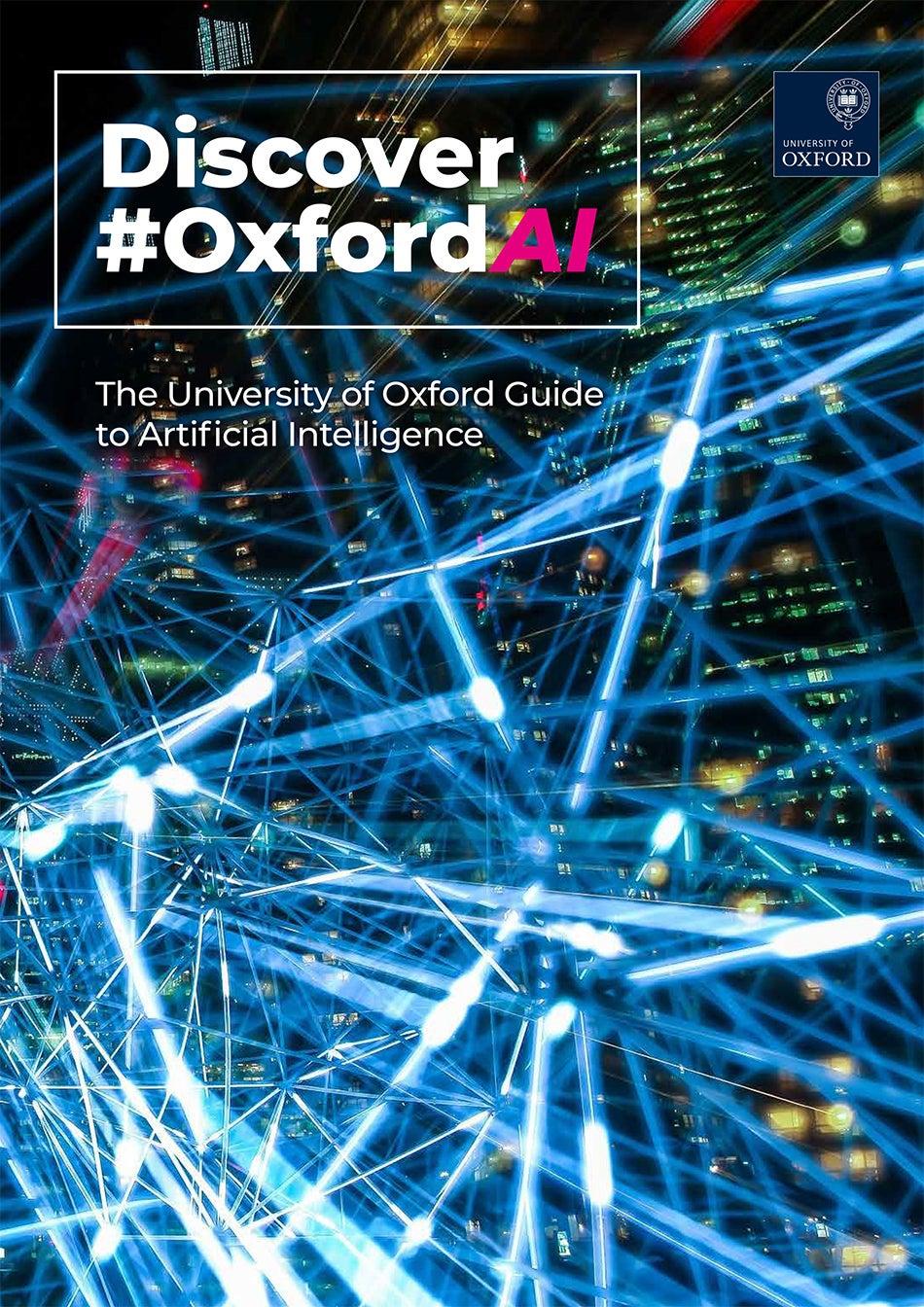 Discover #OxfordAI brochure