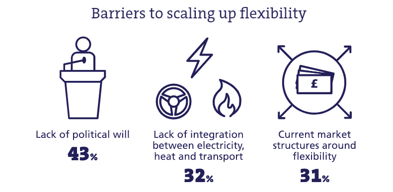 Barriers to flexibility
