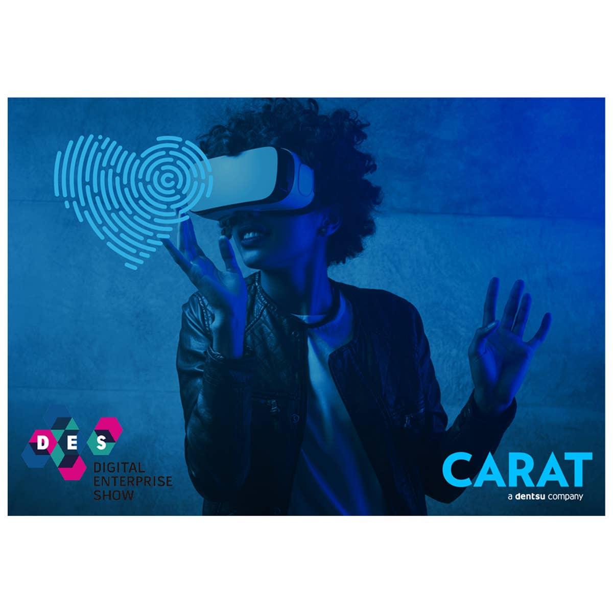CARAT, la agencia de medios partner del Digital Enterprise Show 2021