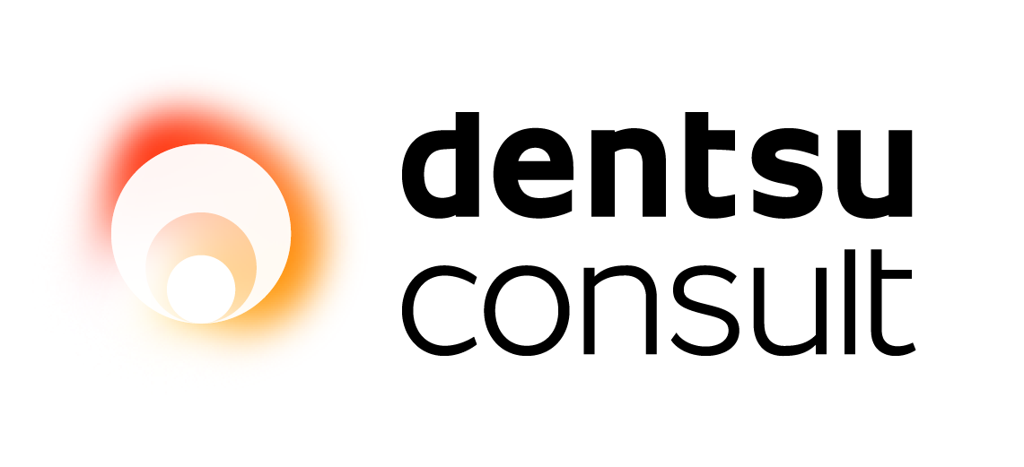 Dentsu Consult Logo