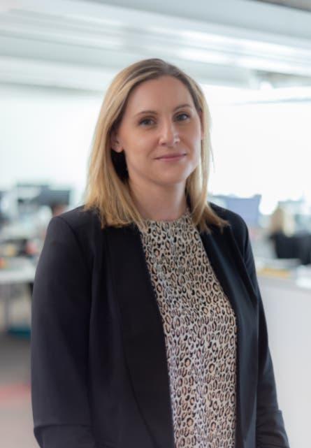 Lorraine O'Sullivan, Group People Director, Dentsu Aegis Network, Ireland