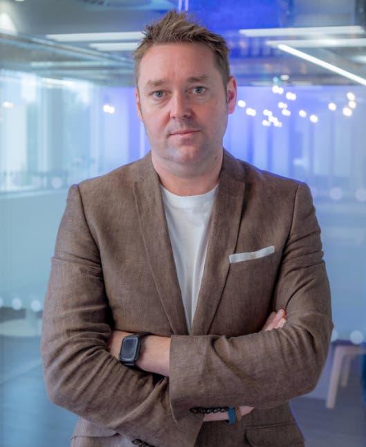 Dave Winterlich, Chief Strategy Officer, Dentsu Aegis Network, Ireland