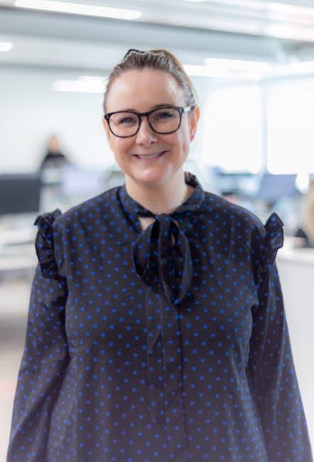 Lorraine Kinsella – Head of Amplifi/Group Trading Director Dentsu Aegis Network, Ireland