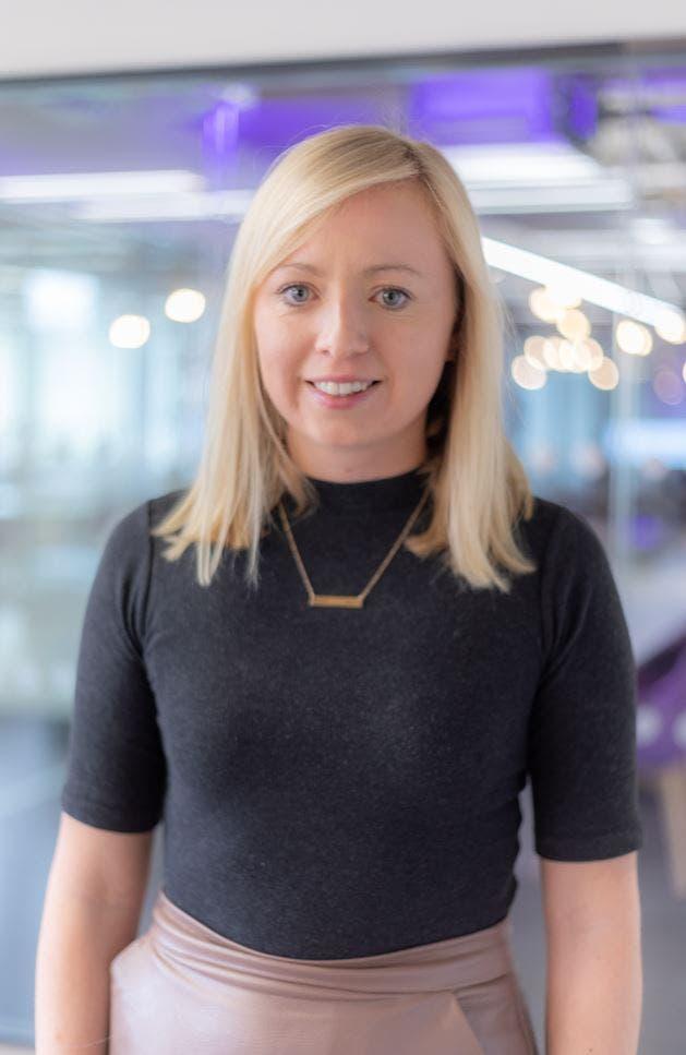 Carol McSwiney, Finance Director, Dentsu Aegis Network, Ireland
