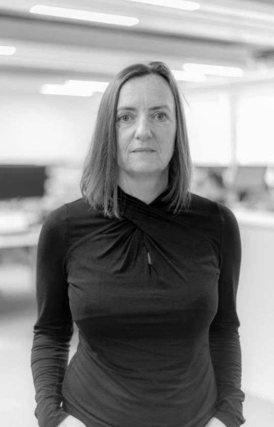Shenda Loughnane, Group Managing Director, dentsu, Ireland