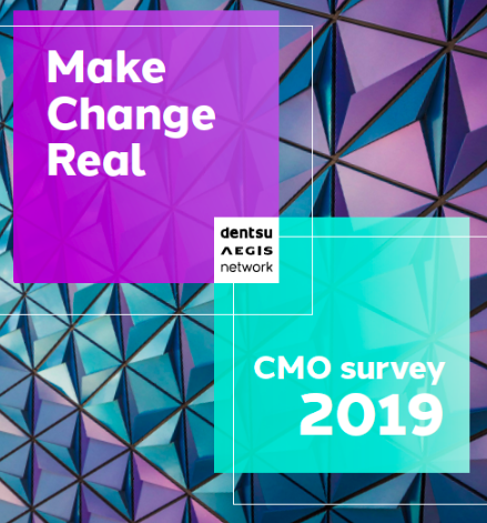 CMO survey 2019