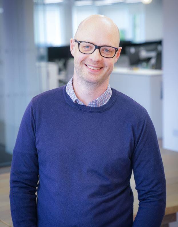 Keith Lacy, MD iProspect, Dentsu Aegis Network, Ireland
