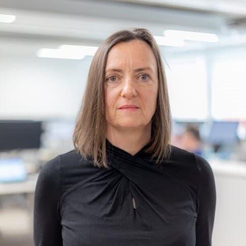 Shenda Loughnane, Group Managing Director, Dentsu Aegis Network, Ireland