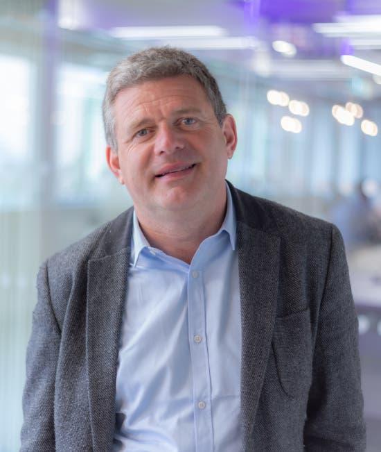 Ciaran Cunningham, CEO, Carat, Dentsu Aegis Network, Ireland