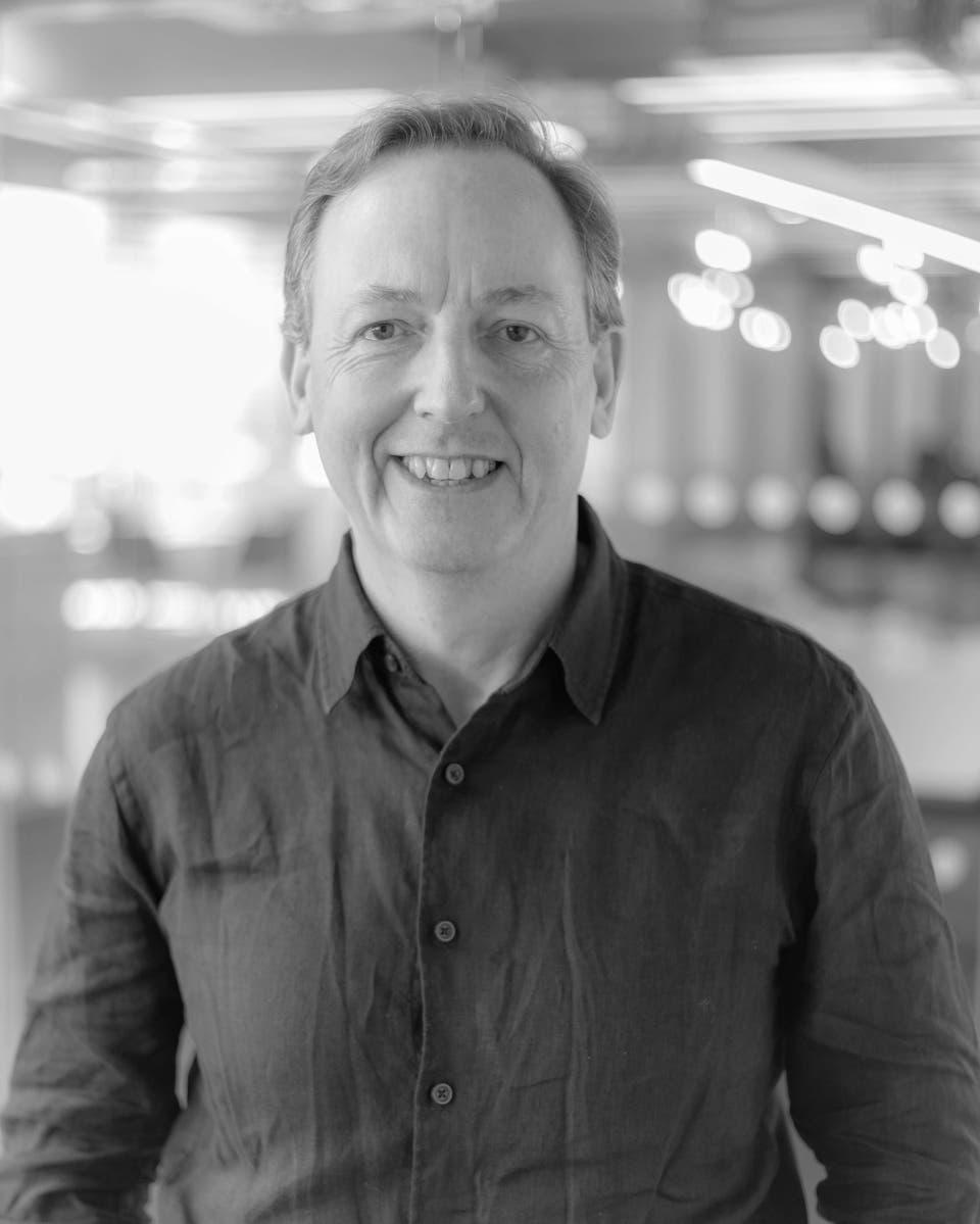 Liam  McDonnell, CEO, dentsu Ireland