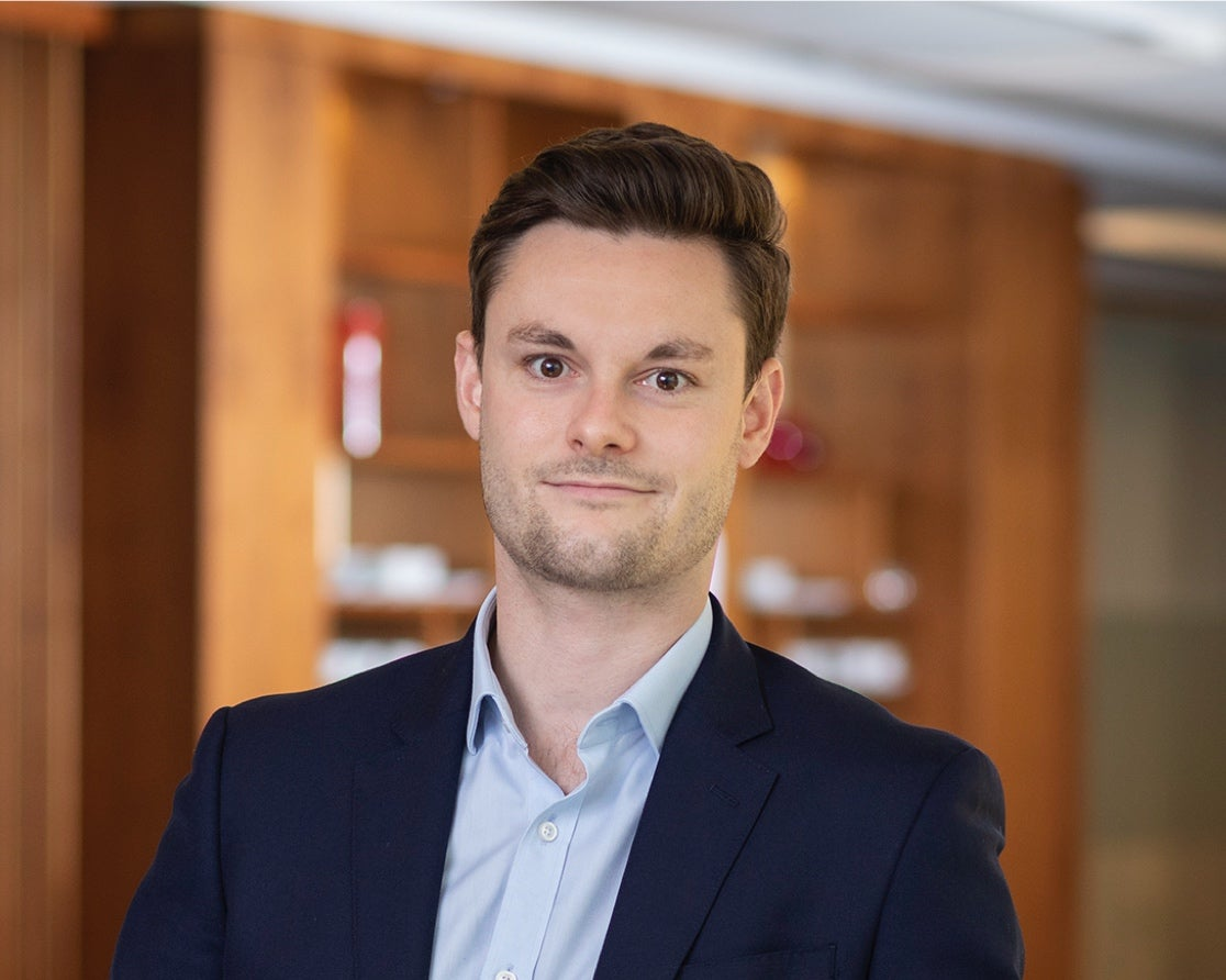 Joshua Clayton, HC Group London, Senior associate within the Corporate Functions practice