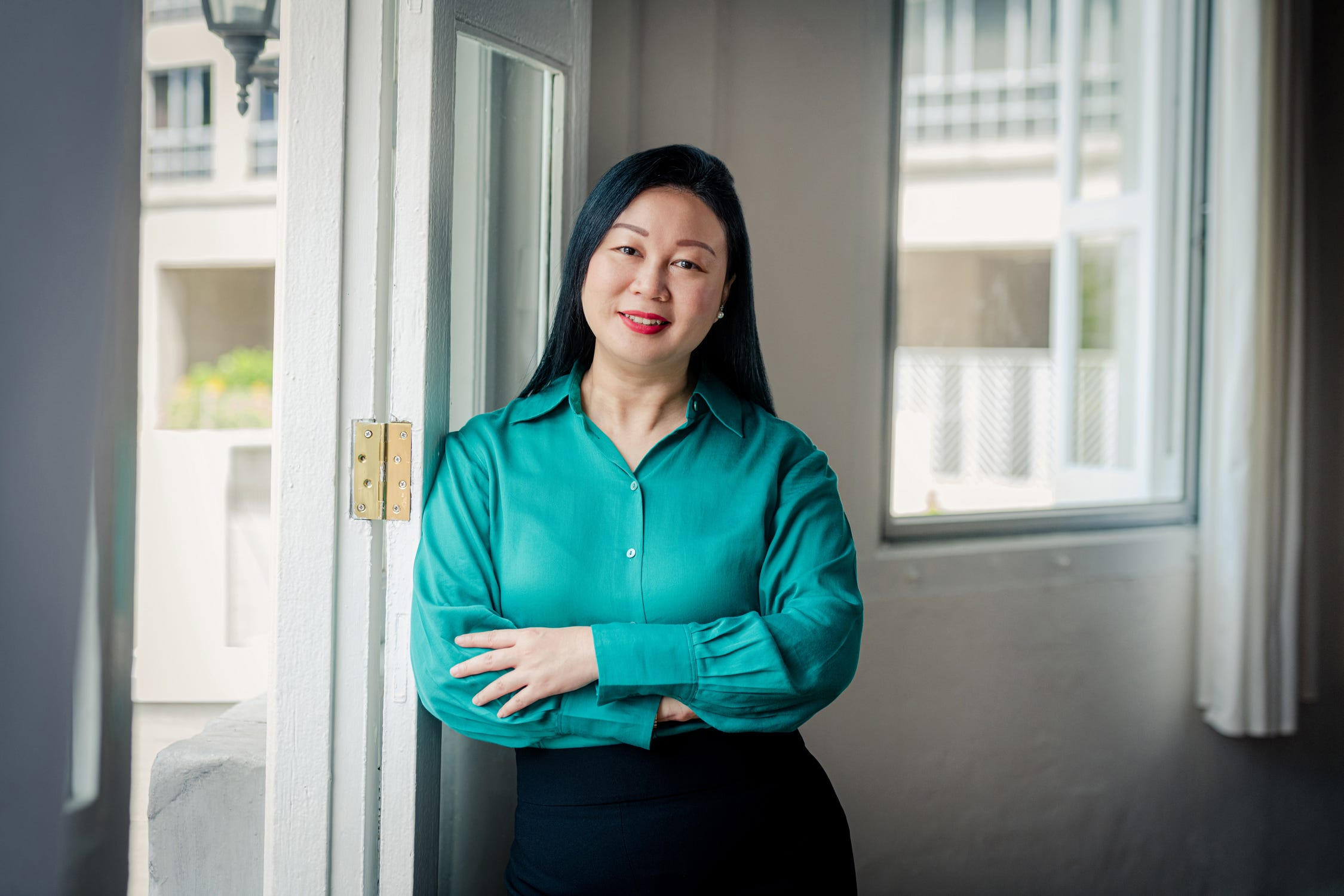 Li Ann Gan, Operations Manager, HC Group Singapore office