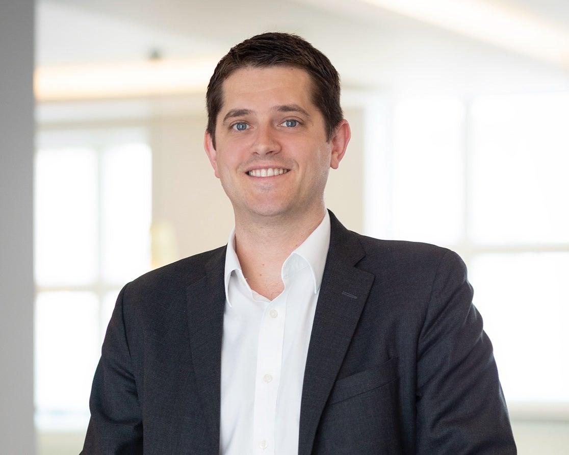 Scott Reid, HC Group Consultant, London