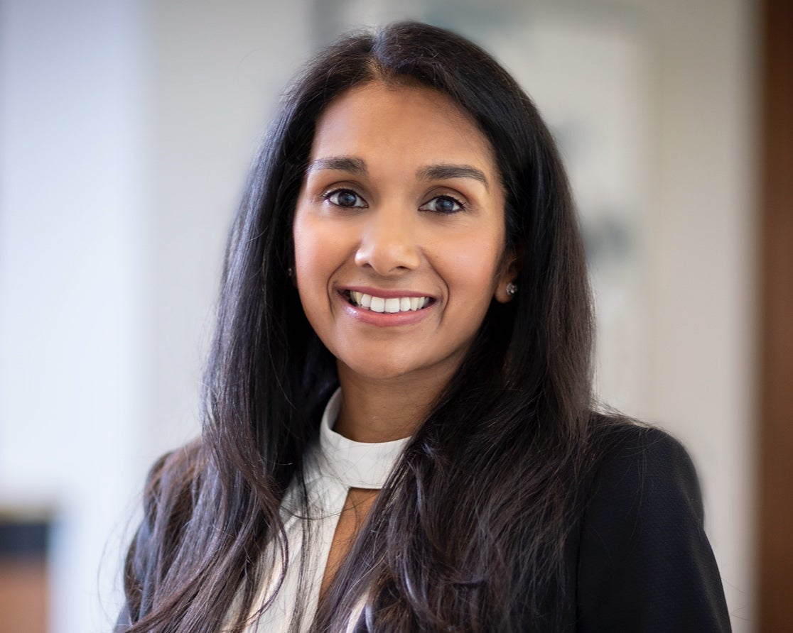Hiral Patel - Group Finance Director, HC Group at the London Office