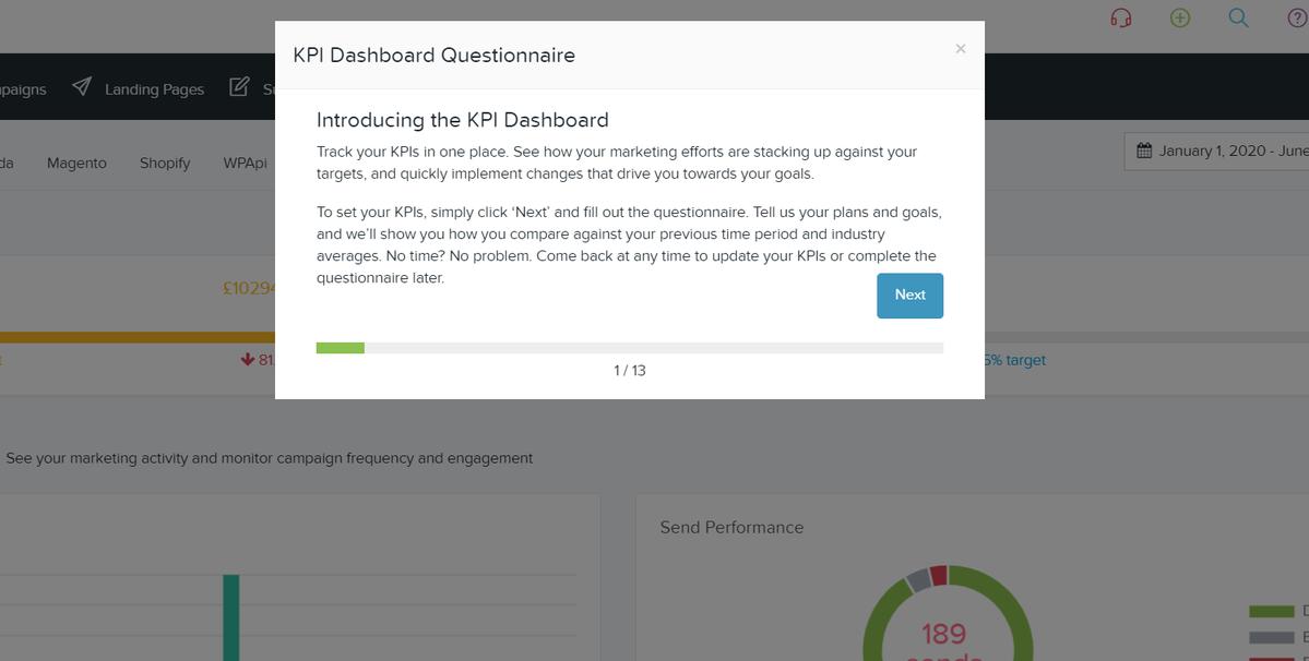 Define your KPIs
