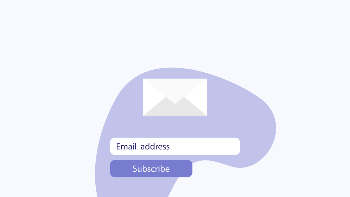 Best practices for creating a data collection form for email marketing