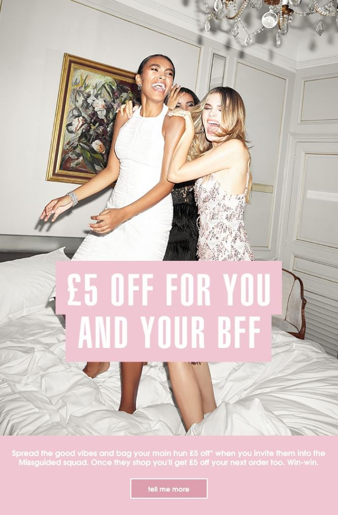 MIssguided effective CTA example