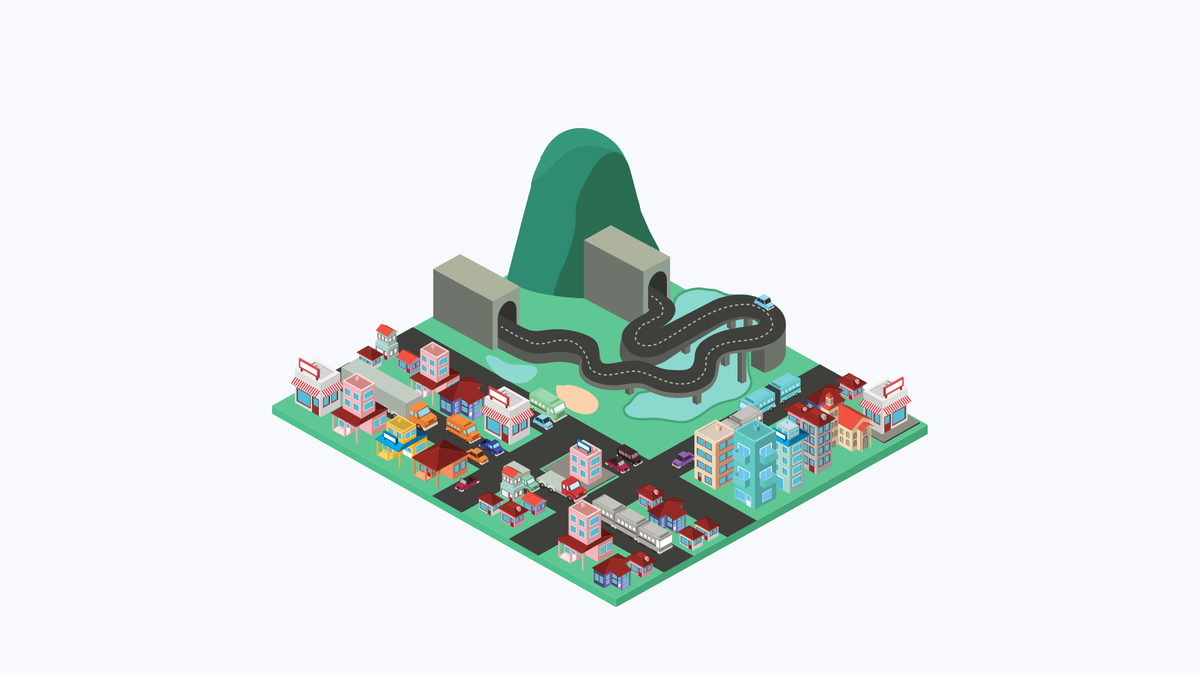 Download 5 Free Isometric Grids and Learn How to Create Them In Adobe Illustrator