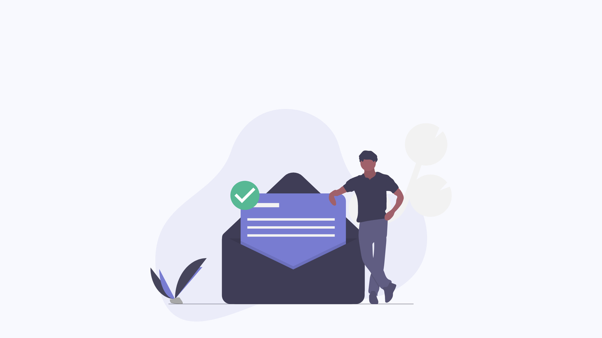 Email newsletter signup form best practices: Capture their email address first