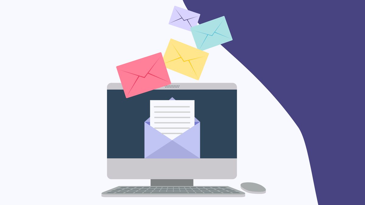 Have a regular sending schedule to improve your email open rates