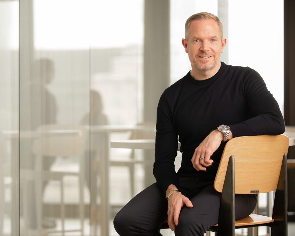 Matt McNally, Global President, dentsu health