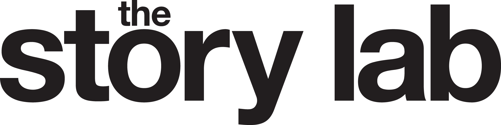 The Story Lab логотип