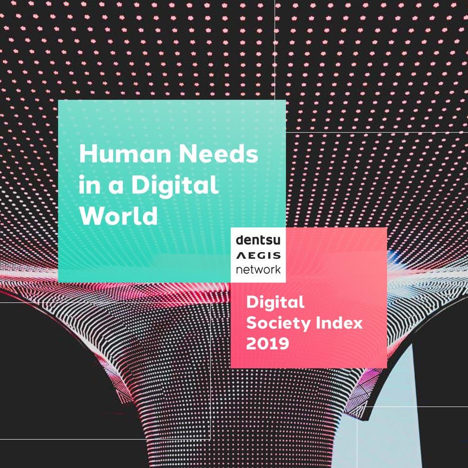 Digital Society Index 2019