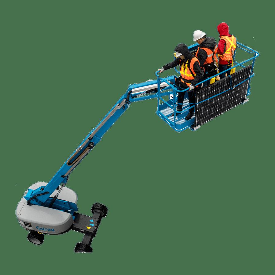 13.72m Diesel Boom Lift - Genie S45