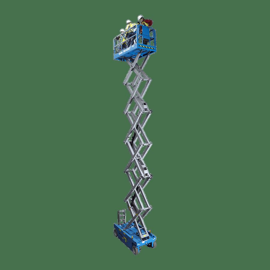 11.93m Battery Scissor Lift - Genie GS4047