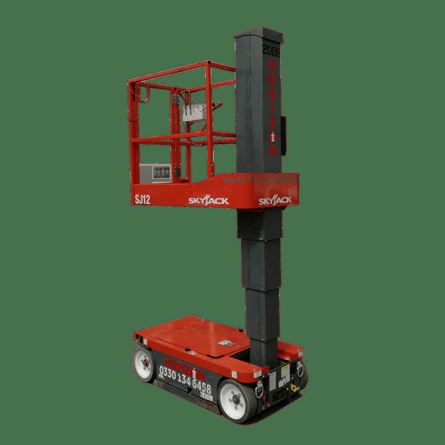 3.65m Battery Personnel Lift - SkyJack SJ12