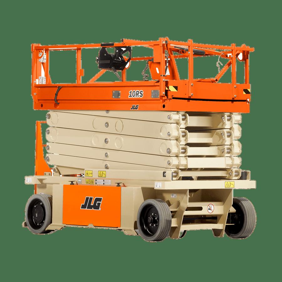 9.75m Battery Scissor Lift - JLG 10RS