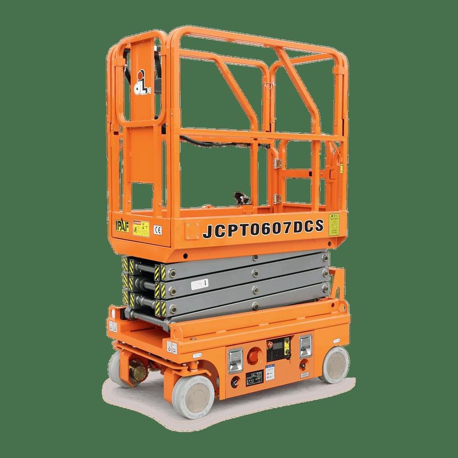 5.6m Battery Scissor Lift - Dingli JCPT0607DCS