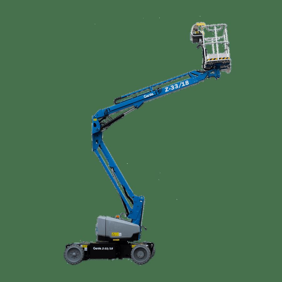 10m Battery Boom Lift - Genie Z33-18