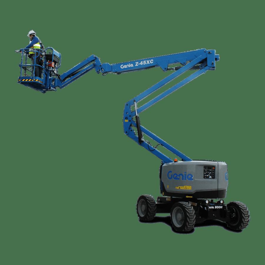 13.86m Diesel Boom Lift - Genie Z45XC