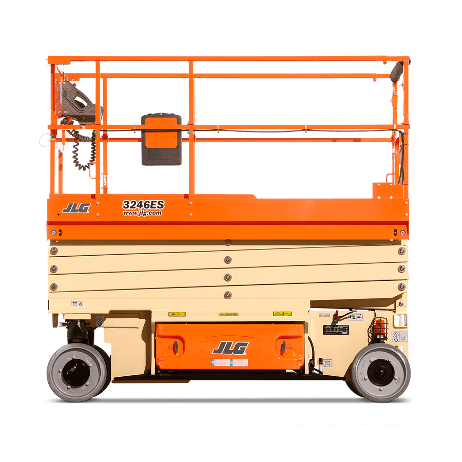 9.68m Battery Scissor Lift - JLG 3246ES