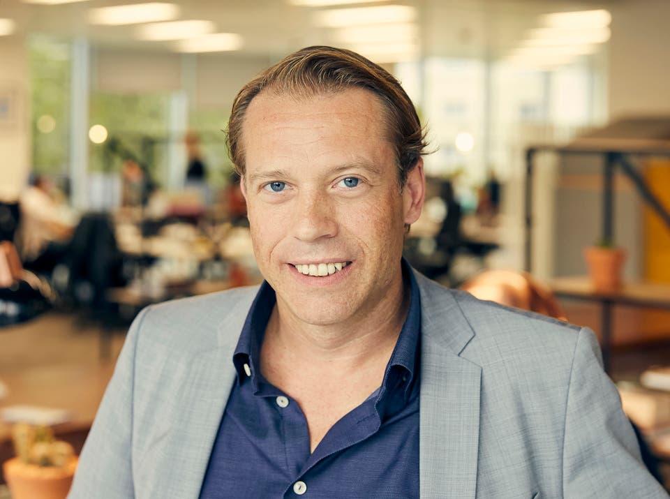 Dennis Romijn, Chief Financial Officer, Dentsu Aegis Network UK and Ireland